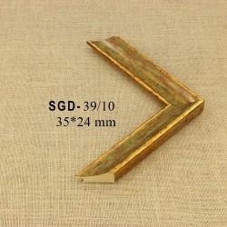 Багет деревянный SGD-39/10
