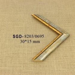 Багет деревянный SGD-8203/0695