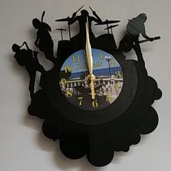 Часы настенные РОК,винил