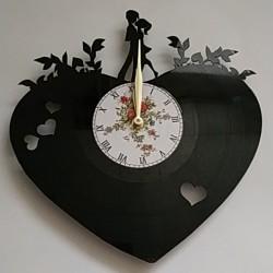Часы настенные Пара,винил