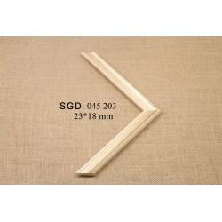 SGD 045 203 деревянный...